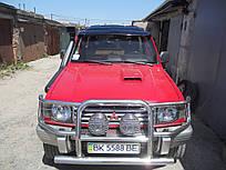 Шноркель Mitsubishi PAJERO WAGON 2 1991-1999 (Мицубиси Вагон 2), 1LS 030 920-173