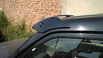 Козырек лобового стекла Mitsubishi Pajero Wagon III 99—06 (Мицубиси Вагон 3), 1LS 030 920-271