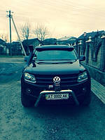 Козырек лобового стекла Volkswagen Amarok 10- (Фольксваген Амарок), 1LS 030 920-142