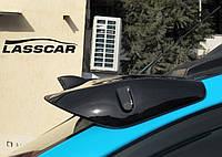 Козырек лобового стекла Mitsubishi Pajero Sport II 08-13 (Мицубиси Педжеро спорт), 1LS 030 920-181
