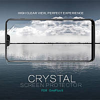 Защитная пленка Nillkin Crystal для OnePlus 6
