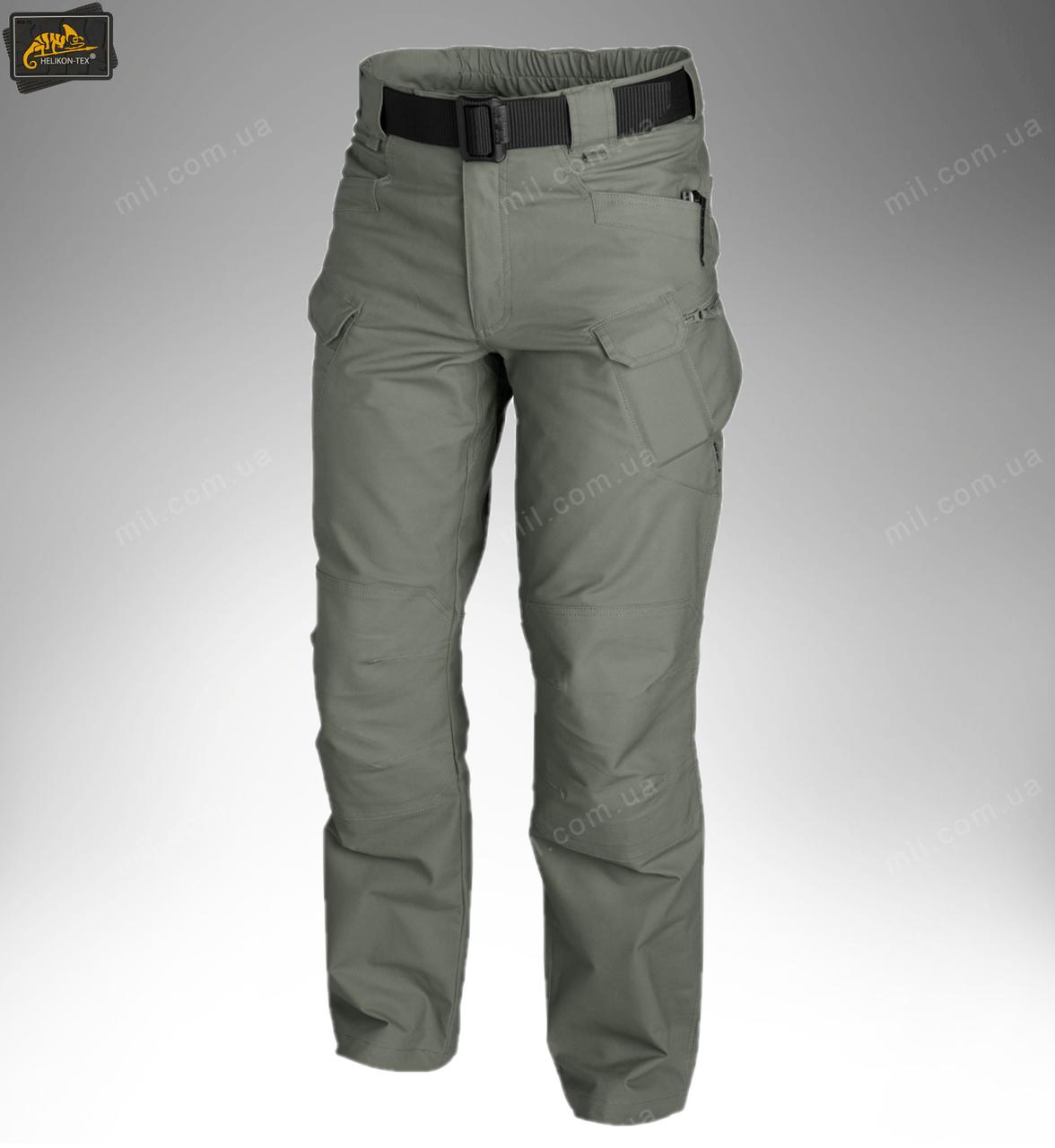 Тактические брюки / штаны Helikon Tex UTP Urban Tactical Pants (оливковый)