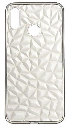Силикон Huawei P Smart Plus black Diamond