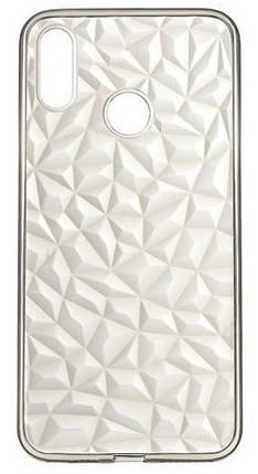 Чехол силиконовый Huawei P Smart Plus Black Diamond, фото 2