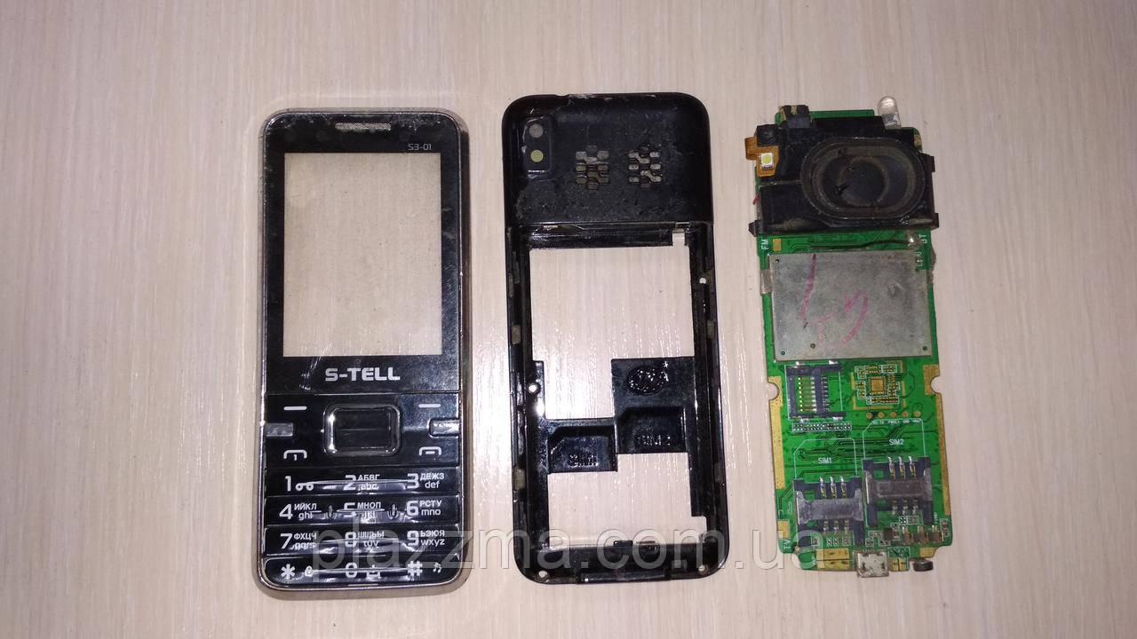 Телефон S-Tell S3-01 на запчасти