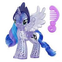 My Little Pony Princess Luna Glitter Celebration Принцеса Місяць блискуча, фото 1