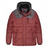 Куртка мужская VOLCANO J‑PERO бордо , размер  M. L, XL