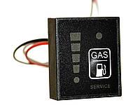 Переключатель газ/бензин  LED-200 для систем впрыска STAG