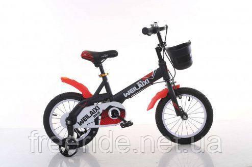 Детский велосипед TopRider WeilAixi 876 14''