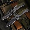 """Нож складной крепкий  """"Urban-7"""" с толщиной клинка 2.6мм, для ежедневного ношения (EDC) и для походов, фото 9"""
