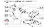 Труба приемная штаны, Таврия Славута, 1102-1203010-11, фото 3