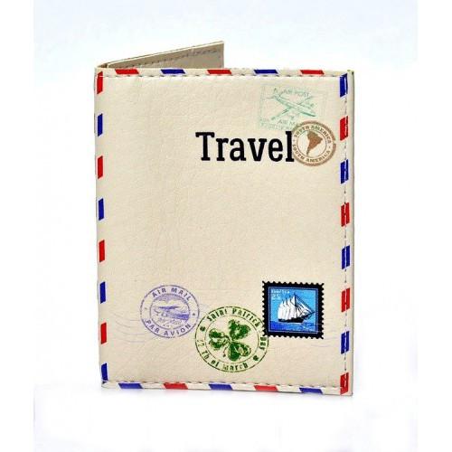 Обложка на биометрический паспорт Travel