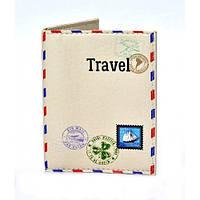 Обложка на биометрический паспорт Travel , фото 1
