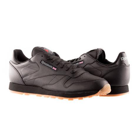 Кросівки Кроссовки REEBOK Classic Black Leather 49800 Оригинал(03-01-07) 46, фото 2