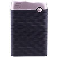 Портативное зарядное устройство Mezone X6 (5000mAh 2USB 2.4A) (+кабель MicroUSB)