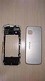 Телефон Nokia 5230 white на запчасти или восстановление, фото 5