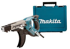 Магазинный шуруповерт Makita 6842 + кейс