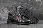 Мужские кроссовки Fila (черные) , фото 2
