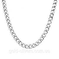 Серебряная цепочка ПАНЦИРЬ (2-3 грамма), фото 1