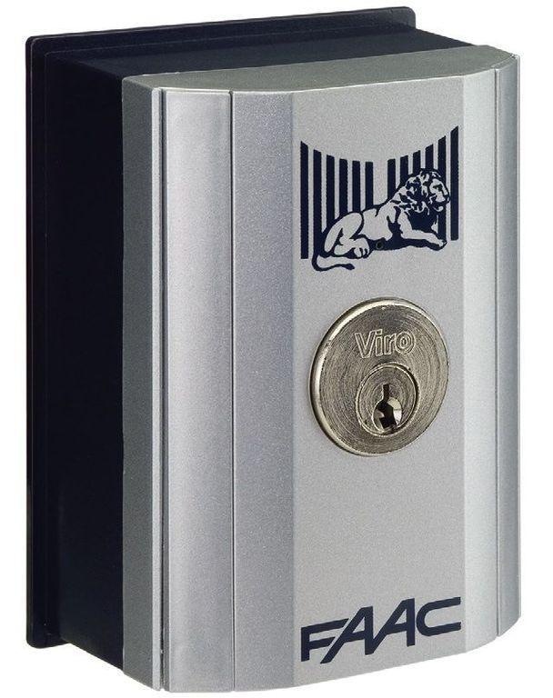 Ключ-выключатель T10E (накладной)
