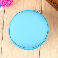 Чехол для наушников (круг), фото 1
