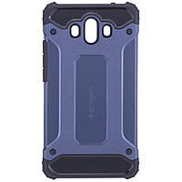 Бронированный противоударный TPU+PC чехол SPIGEN (HC) для Huawei Mate 10