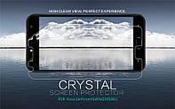 Защитная пленка Nillkin Crystal для Asus Zenfone 4 Selfie (ZB553KL / ZD553KL)
