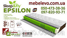 Матрас Эпсилон 80х190 Epsilon ЕММ h22 Sleep&Fly ORGANIC 150кг, фото 2
