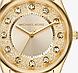 Годинники жіночі Michael Kors Colette Textured Gold-Tone MK6601, фото 3
