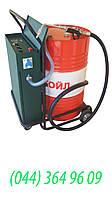 Передвижная мобильная станция BarrelBox-OIL для раздачи масел