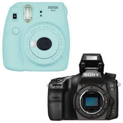Фотоапарати та камери