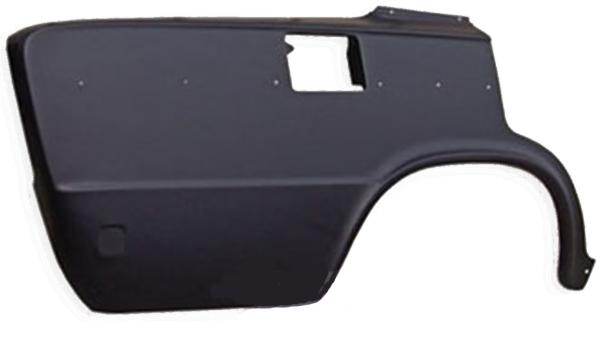 Крыло заднее правое ВАЗ 2101 (Экрис)