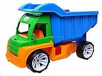"""Машина """"Самосвал Алексбамс"""" и 12 маленьких кубиков, арт. 088, Bamsic"""