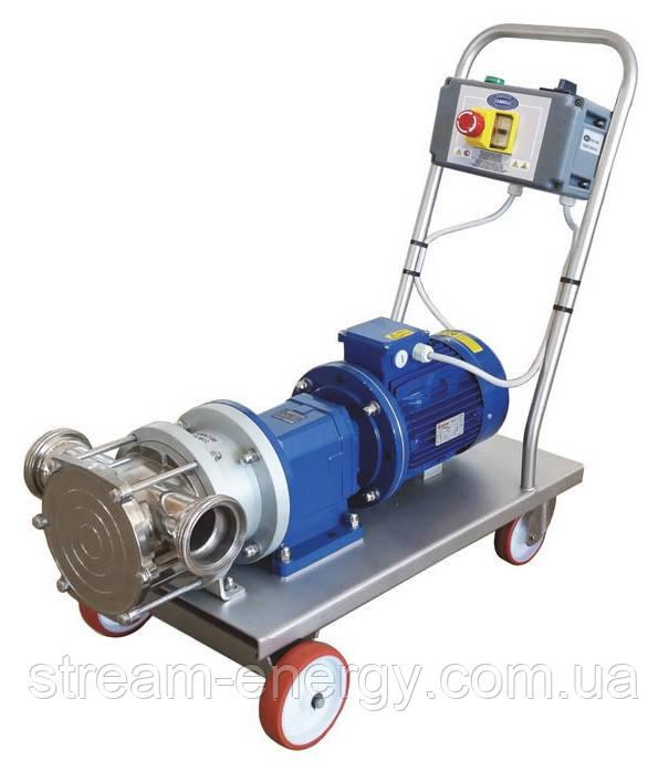 Импеллерный насоc T500 2V - 42 м3/ч, 380В