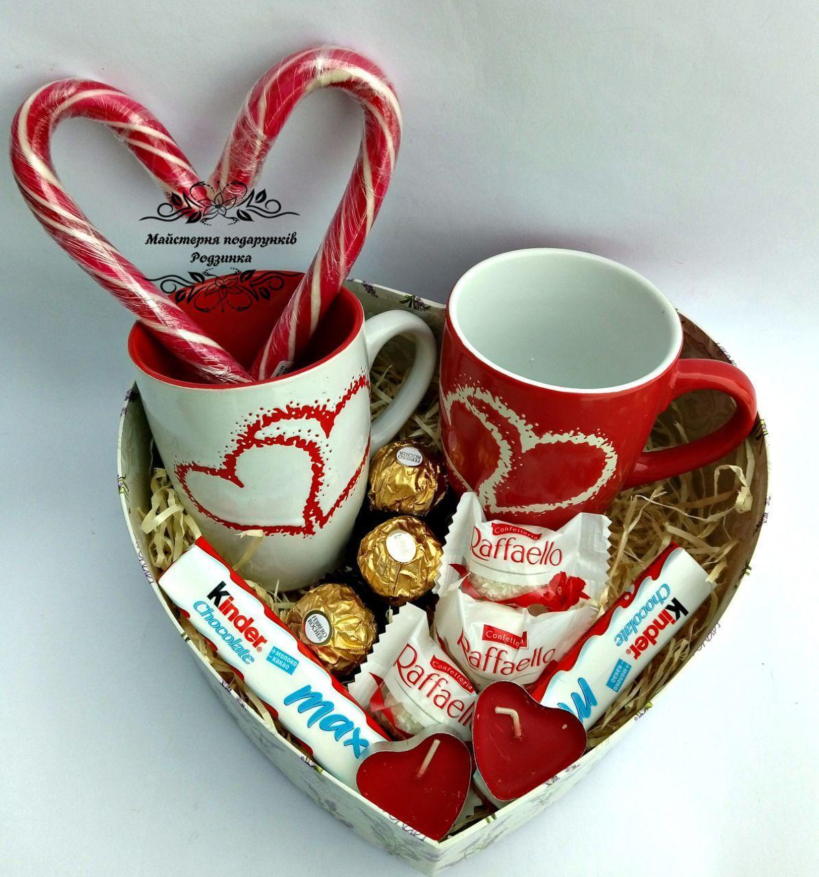 Подарунковий набір Sweet Box №31