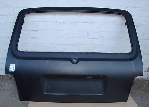 Дверь задняя ВАЗ 21213 Нива (АвтоВАЗ) крышка багажника