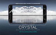 Защитная пленка Nillkin Crystal для Asus ZenFone 4 Max (ZC550TL)