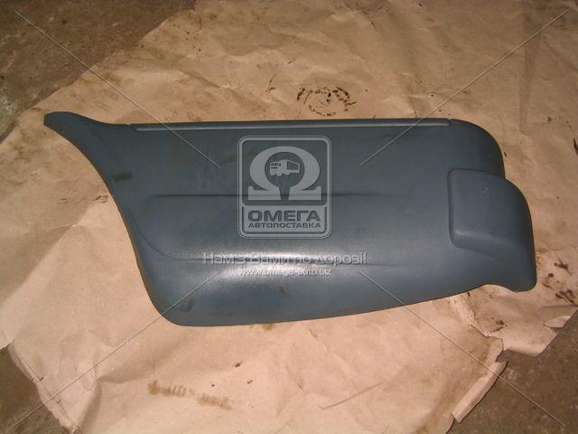 Бампер ГАЗ 2217 задн. лев. (покупн. ГАЗ)