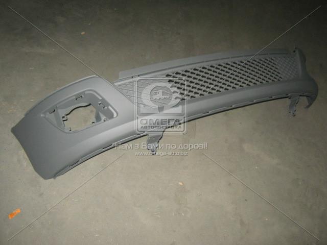 Передний бампер Ford Fiesta 06-08 (Tempest)