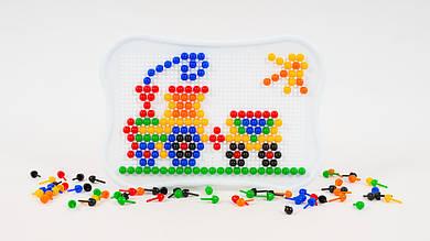 Детская мозаика MAXIMUS Для самых маленьких. 350 фишек