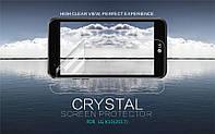 Защитная пленка Nillkin Crystal для LG K10 (2017) X400, фото 1
