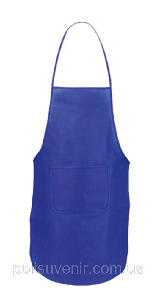 Нетканий фартух з передньою кишенею