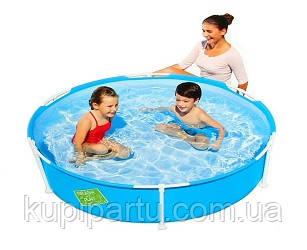 56283 BW Детский каркасный бассейн 152х38 см, 580л