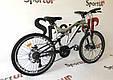 """Подростковый велосипед CROSSRIDE NITRO 24""""  Серый, фото 4"""