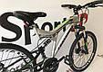 """Подростковый велосипед CROSSRIDE NITRO 24""""  Серый, фото 5"""
