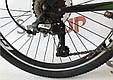 """Подростковый велосипед CROSSRIDE NITRO 24""""  Серый, фото 8"""