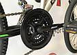 """Подростковый велосипед CROSSRIDE NITRO 24""""  Серый, фото 9"""