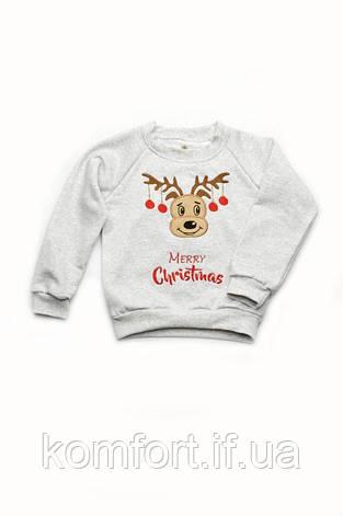 'Merry Christmas' sweatshirt, фото 2