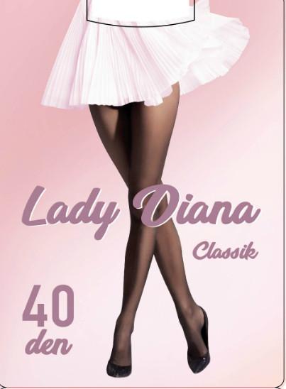 «Lady Diana»  40 Den 4 Antracite