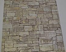 Обои на стену, винил, B49.4 Камень 5636-01,  супер-мойка, 0,53*10м, ограниченное количество, фото 3